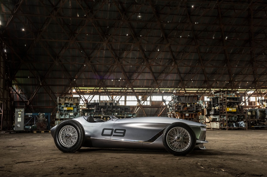 Infiniti Prototype 9 unveiled at Pebble Beach event Image #698578