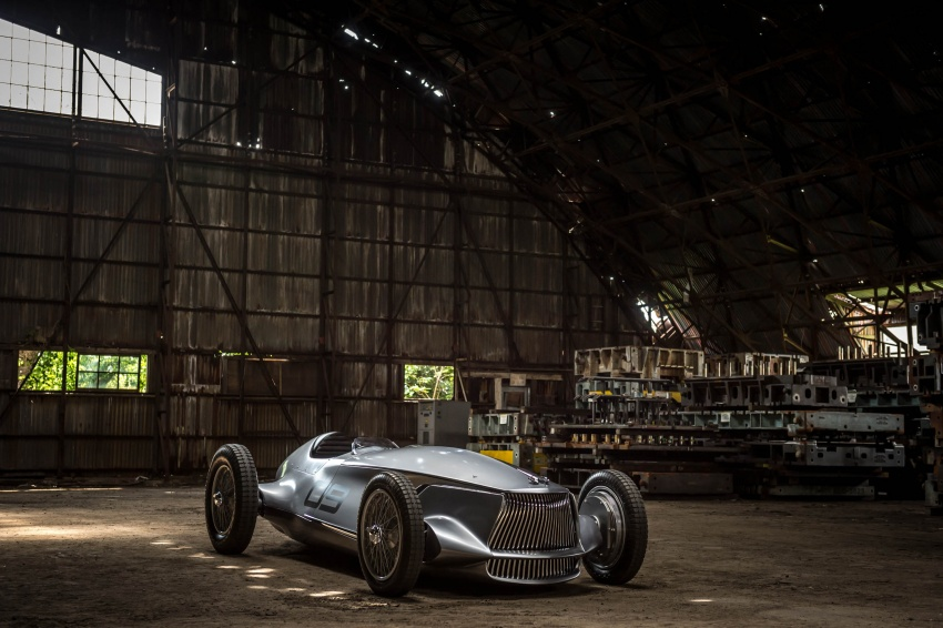 Infiniti Prototype 9 unveiled at Pebble Beach event Image #698584