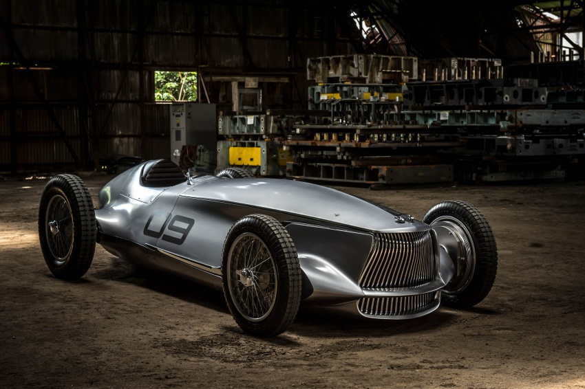 Infiniti Prototype 9 unveiled at Pebble Beach event Image #698568