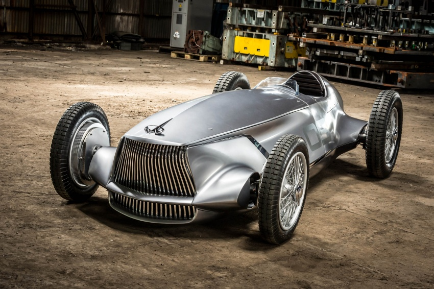 Infiniti Prototype 9 unveiled at Pebble Beach event Image #698569