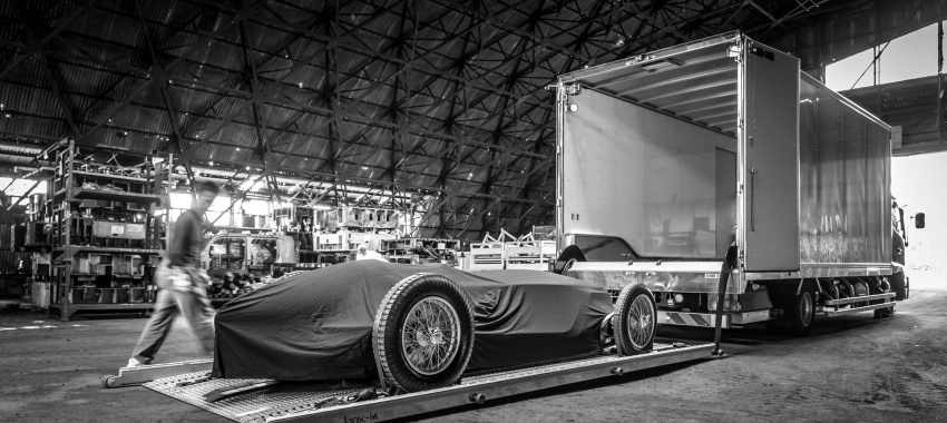 Infiniti Prototype 9 unveiled at Pebble Beach event Image #698611
