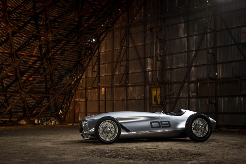 Infiniti Prototype 9 unveiled at Pebble Beach event Image #698570