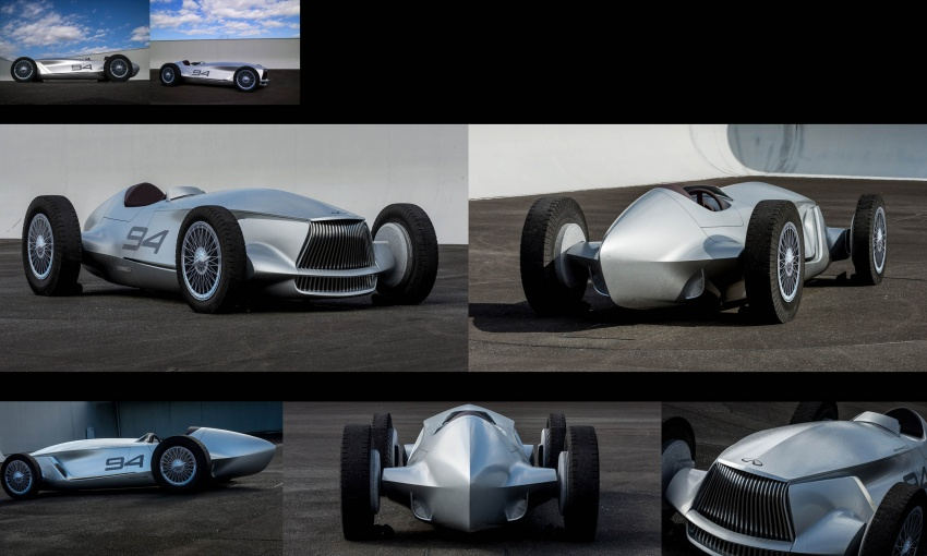 Infiniti Prototype 9 unveiled at Pebble Beach event Image #698616