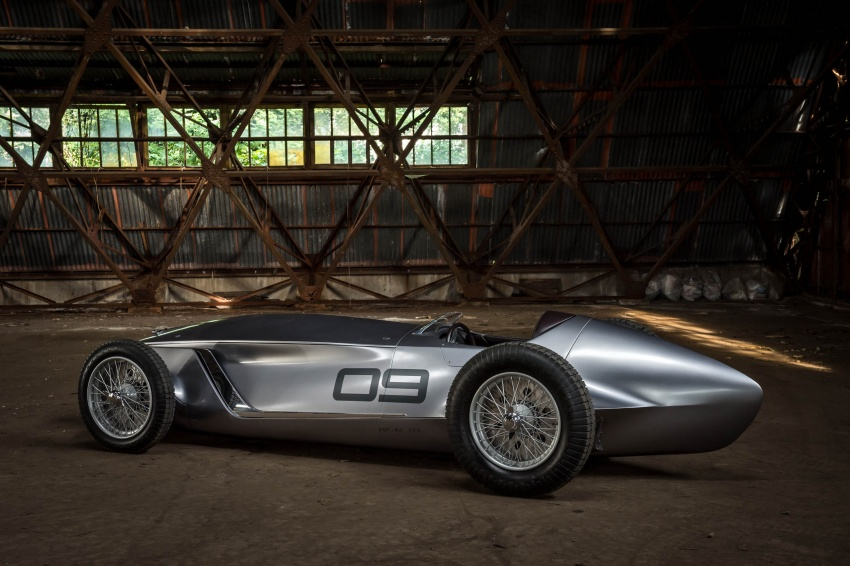 Infiniti Prototype 9 unveiled at Pebble Beach event Image #698575