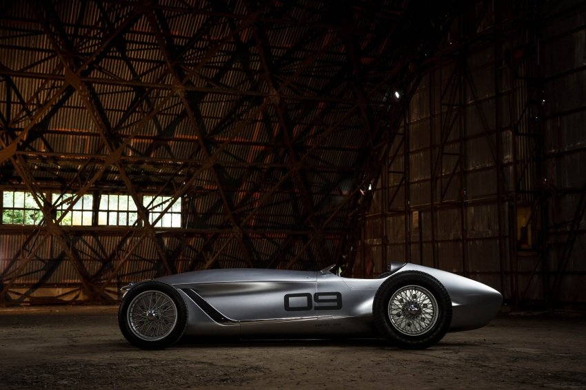 Infiniti Prototype 9 unveiled at Pebble Beach event Image #698576