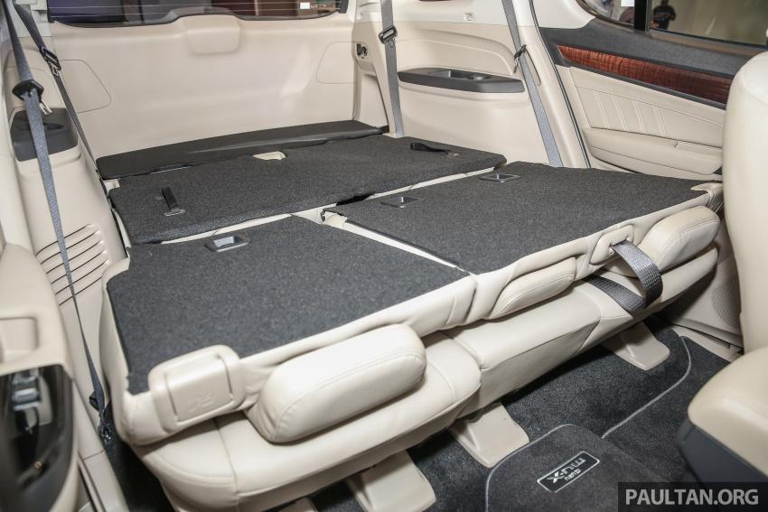 Isuzu MU-X facelift kini dilancarkan di M'sia – bermula RM177k, standard 6-beg udara, ciri lain dipertingkat Image #693647