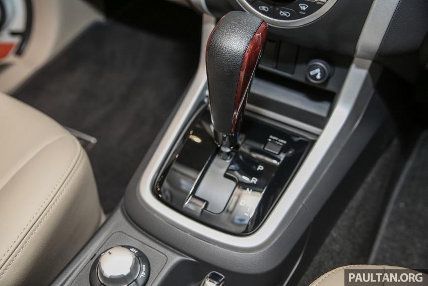 Isuzu MU-X facelift kini dilancarkan di M'sia – bermula RM177k, standard 6-beg udara, ciri lain dipertingkat Image #693626