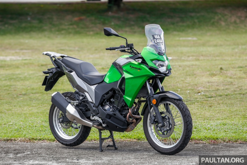 REVIEW: 2017 Kawasaki Versys-X 250 – big fun sometimes comes in small packages Image #699551