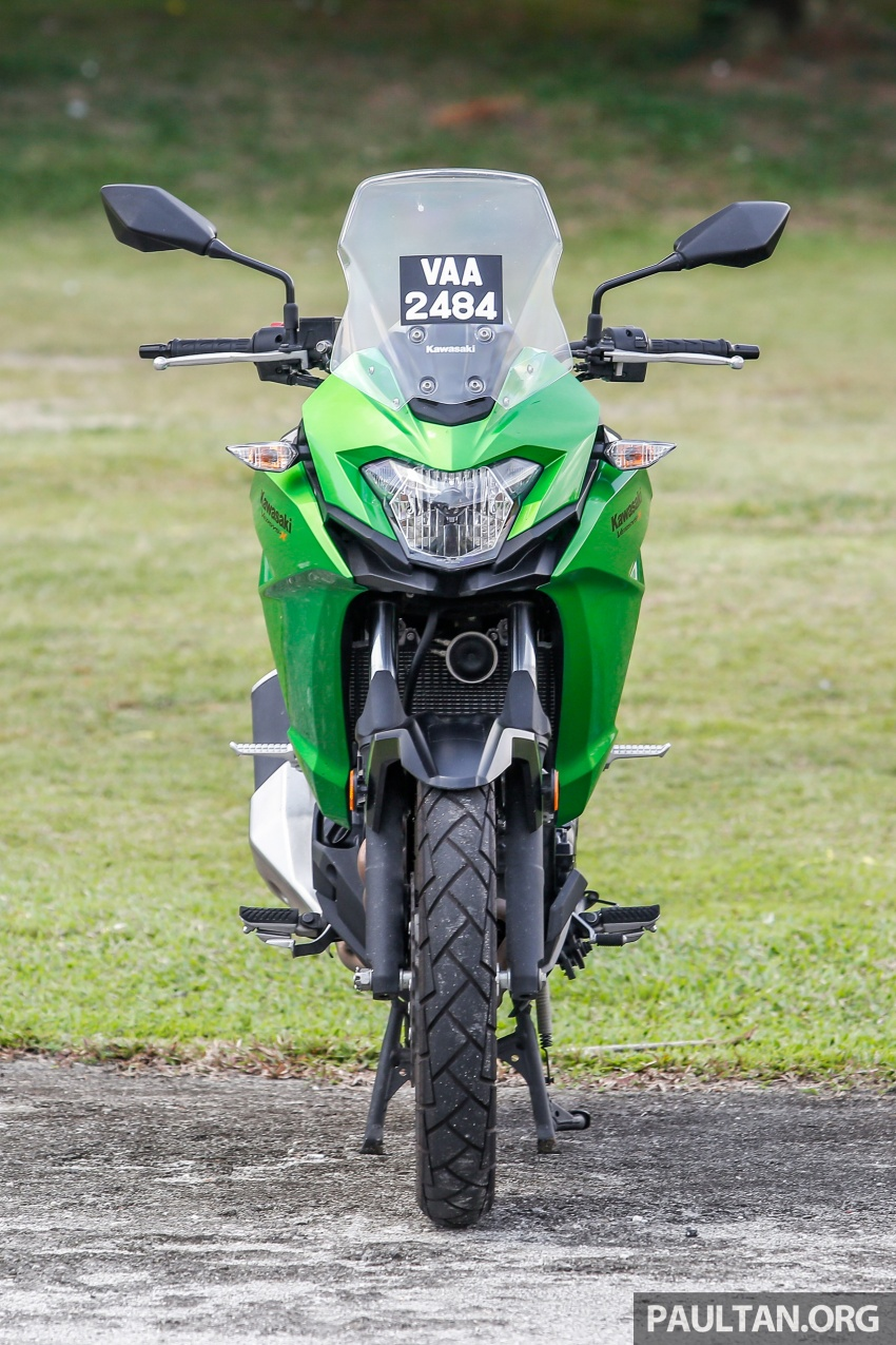 REVIEW: 2017 Kawasaki Versys-X 250 – big fun sometimes comes in small packages Image #699563