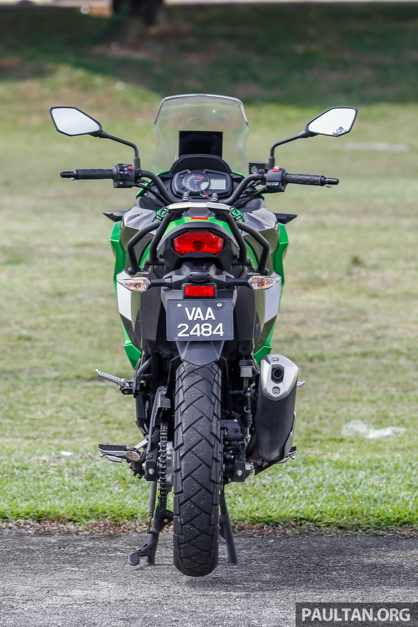 REVIEW: 2017 Kawasaki Versys-X 250 – big fun sometimes comes in small packages Image #699565