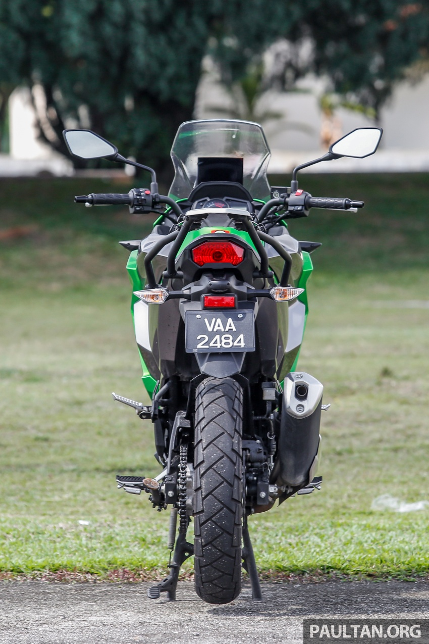 REVIEW: 2017 Kawasaki Versys-X 250 – big fun sometimes comes in small packages Image #699566