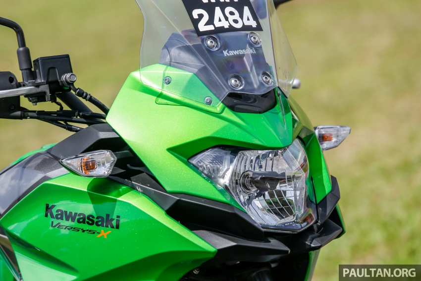 REVIEW: 2017 Kawasaki Versys-X 250 – big fun sometimes comes in small packages Image #699569