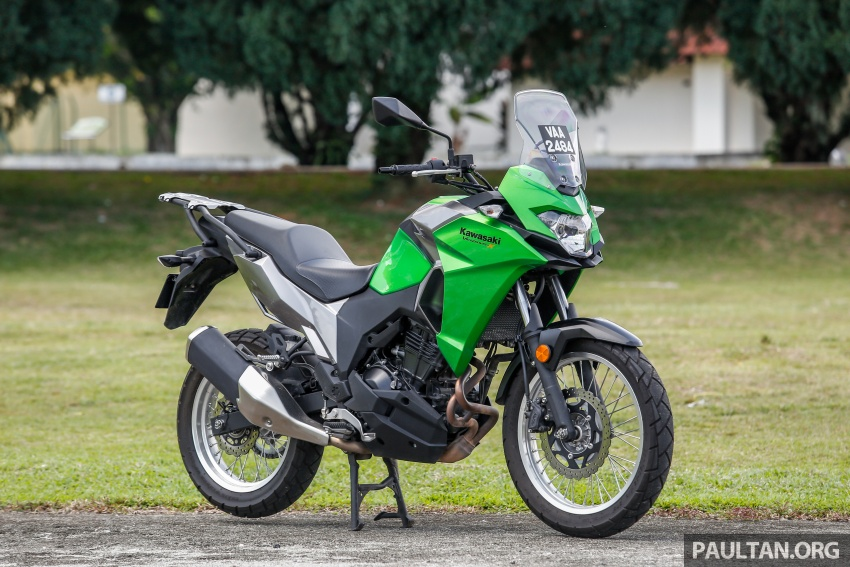REVIEW: 2017 Kawasaki Versys-X 250 – big fun sometimes comes in small packages Image #699552
