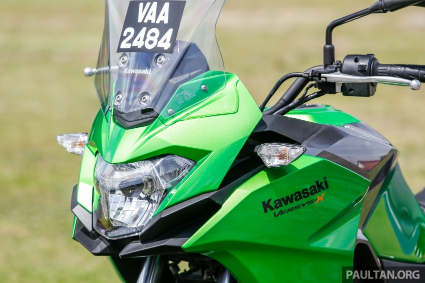 REVIEW: 2017 Kawasaki Versys-X 250 – big fun sometimes comes in small packages Image #699570