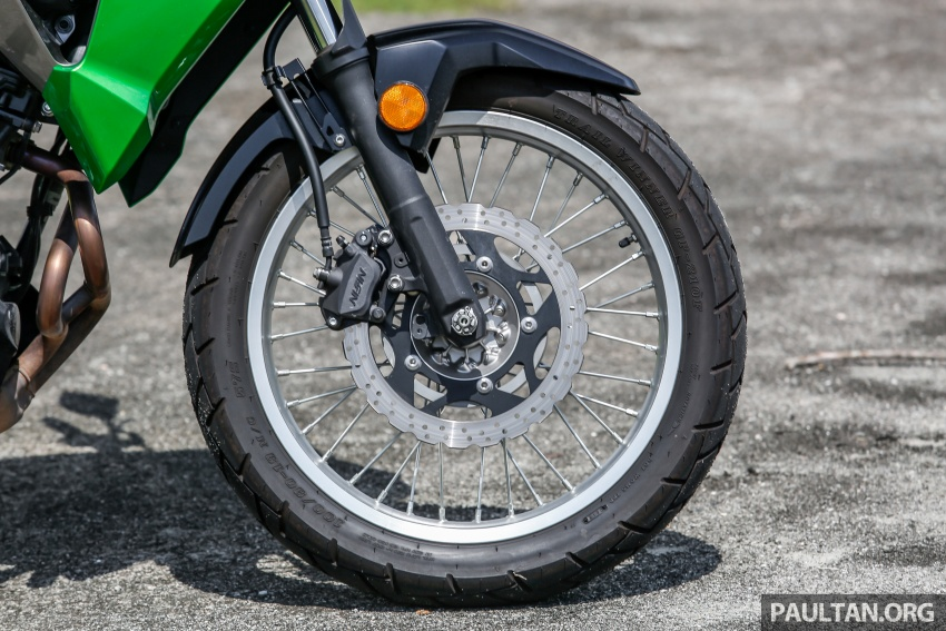 REVIEW: 2017 Kawasaki Versys-X 250 – big fun sometimes comes in small packages Image #699573