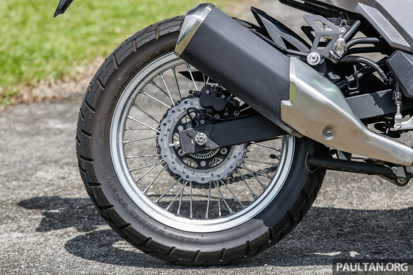 REVIEW: 2017 Kawasaki Versys-X 250 – big fun sometimes comes in small packages Image #699575