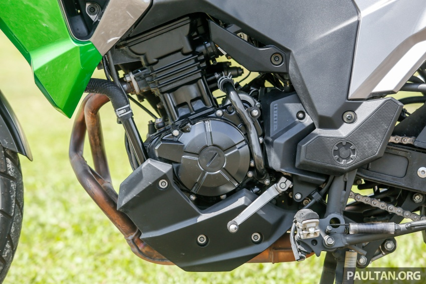 REVIEW: 2017 Kawasaki Versys-X 250 – big fun sometimes comes in small packages Image #699578