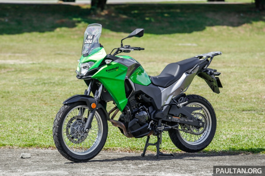 REVIEW: 2017 Kawasaki Versys-X 250 – big fun sometimes comes in small packages Image #699553