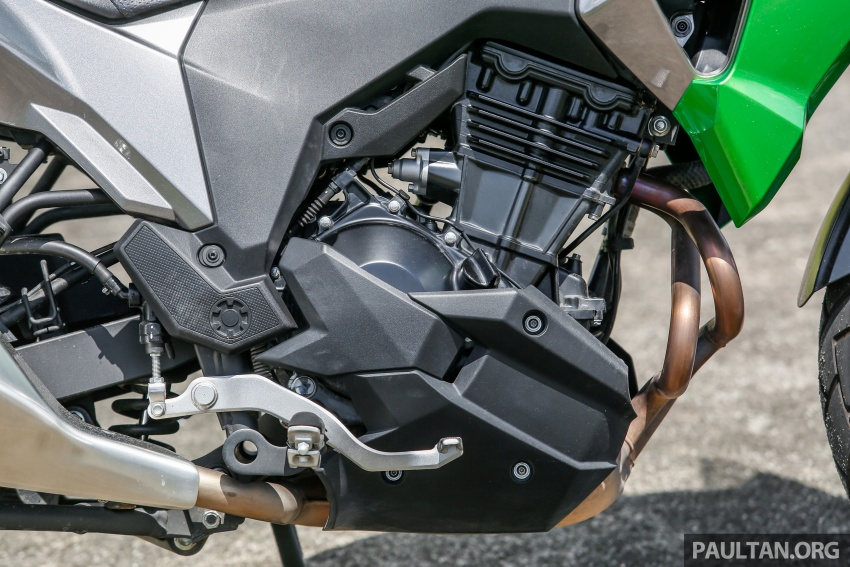 REVIEW: 2017 Kawasaki Versys-X 250 – big fun sometimes comes in small packages Image #699580