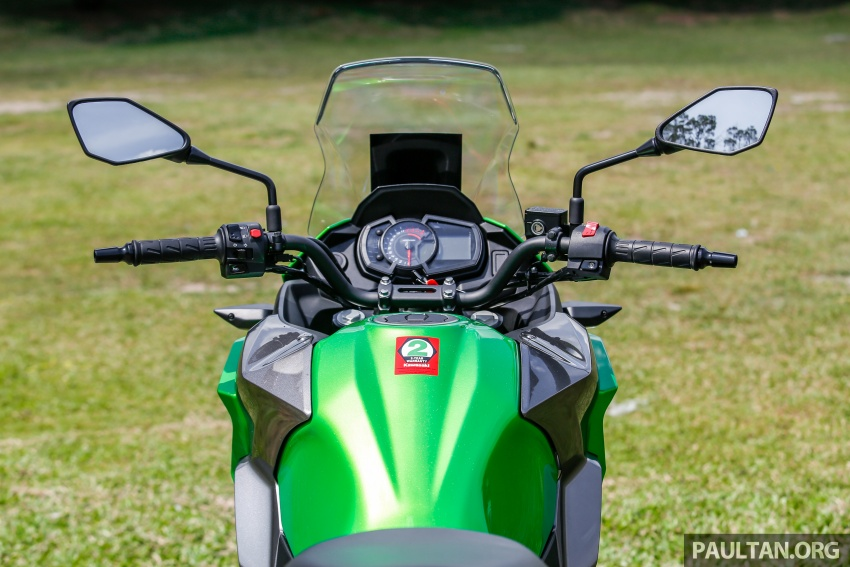 REVIEW: 2017 Kawasaki Versys-X 250 – big fun sometimes comes in small packages Image #699582