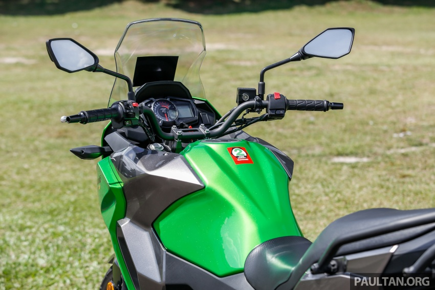 REVIEW: 2017 Kawasaki Versys-X 250 – big fun sometimes comes in small packages Image #699583