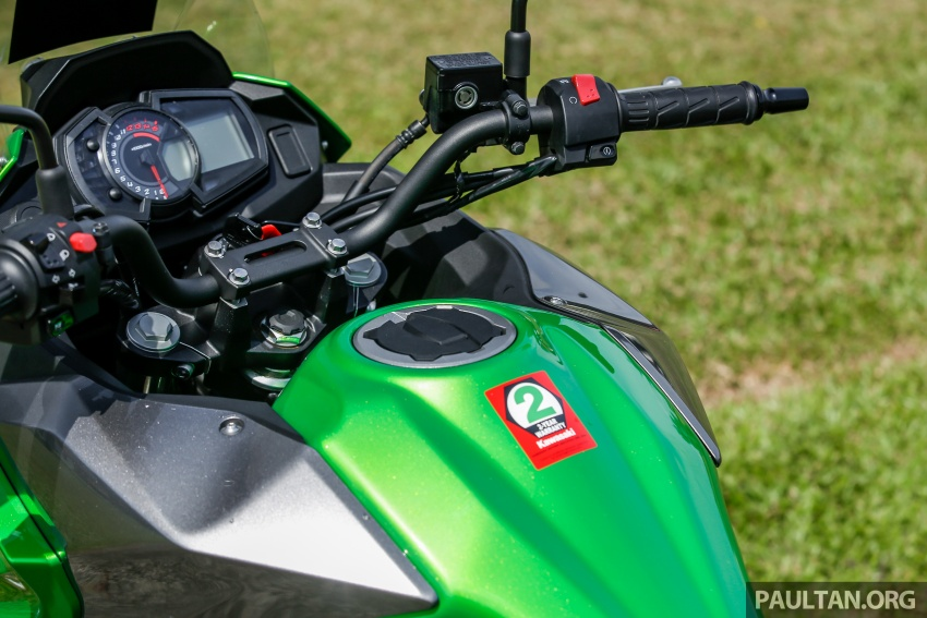 REVIEW: 2017 Kawasaki Versys-X 250 – big fun sometimes comes in small packages Image #699588