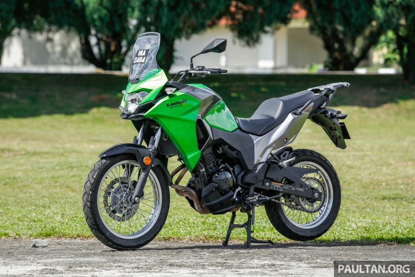 REVIEW: 2017 Kawasaki Versys-X 250 – big fun sometimes comes in small packages Image #699554