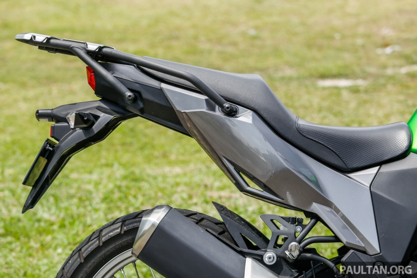 REVIEW: 2017 Kawasaki Versys-X 250 – big fun sometimes comes in small packages Image #699591