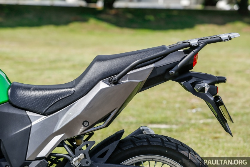 REVIEW: 2017 Kawasaki Versys-X 250 – big fun sometimes comes in small packages Image #699592