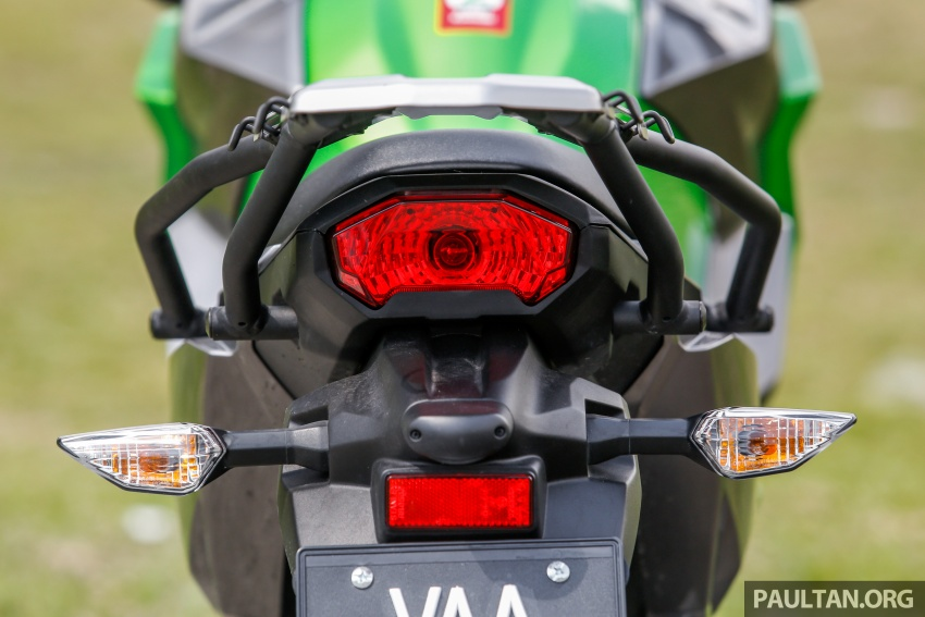 REVIEW: 2017 Kawasaki Versys-X 250 – big fun sometimes comes in small packages Image #699593
