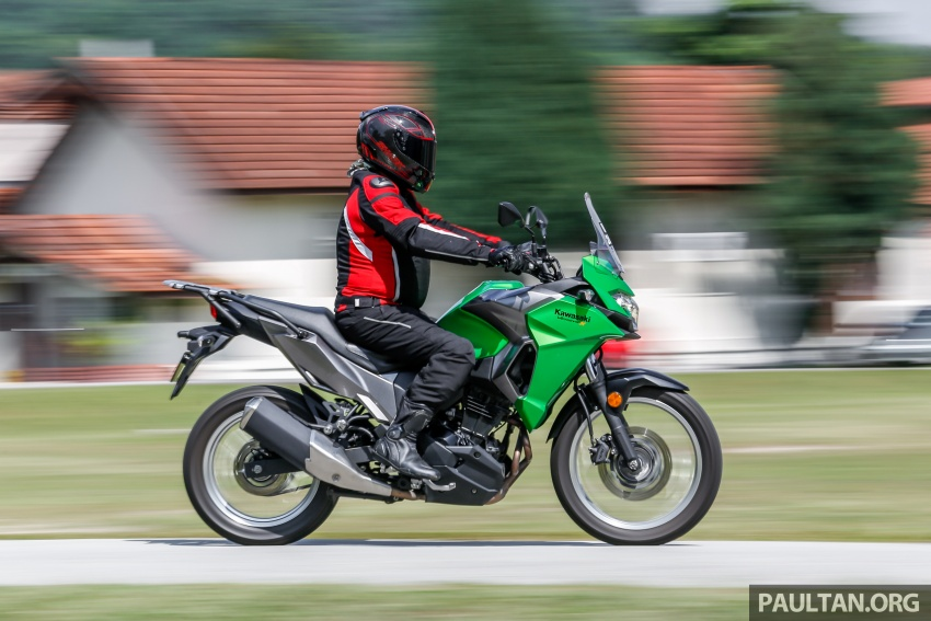 REVIEW: 2017 Kawasaki Versys-X 250 – big fun sometimes comes in small packages Image #699597