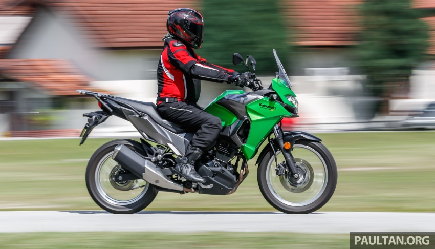 REVIEW: 2017 Kawasaki Versys-X 250 – big fun sometimes comes in small packages Image #699629