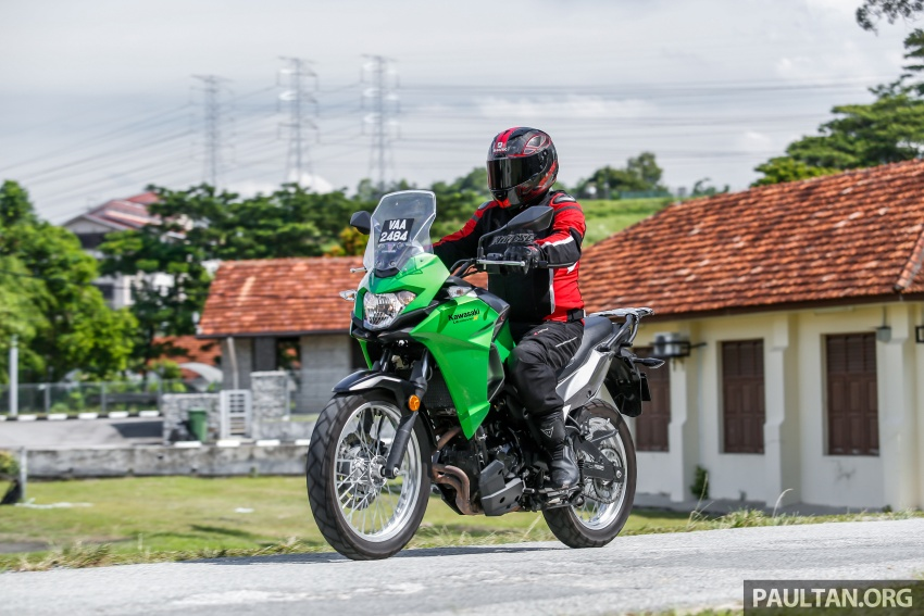 REVIEW: 2017 Kawasaki Versys-X 250 – big fun sometimes comes in small packages Image #699599