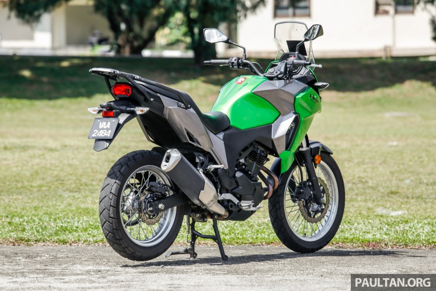 REVIEW: 2017 Kawasaki Versys-X 250 – big fun sometimes comes in small packages Image #699556