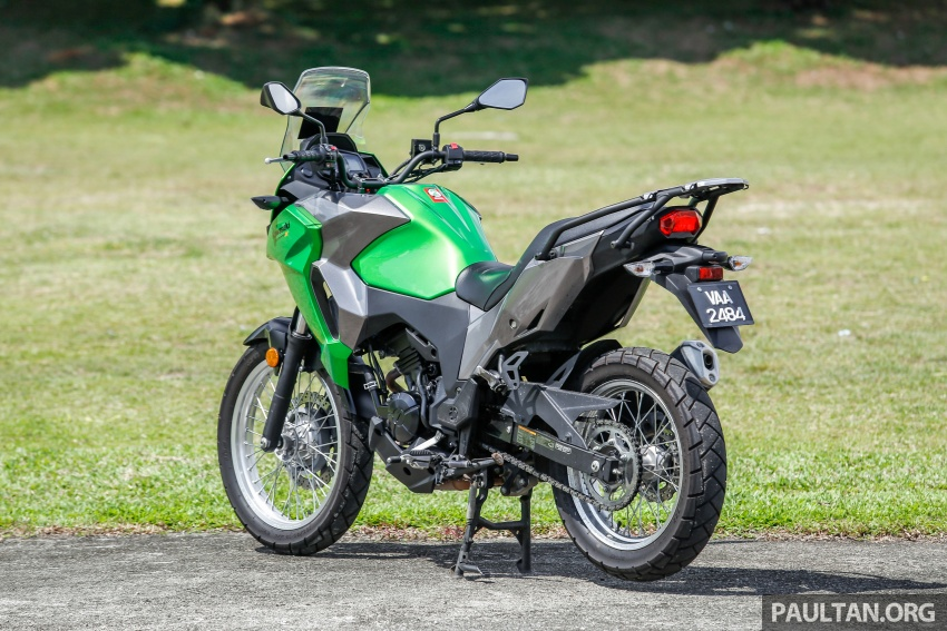 REVIEW: 2017 Kawasaki Versys-X 250 – big fun sometimes comes in small packages Image #699557