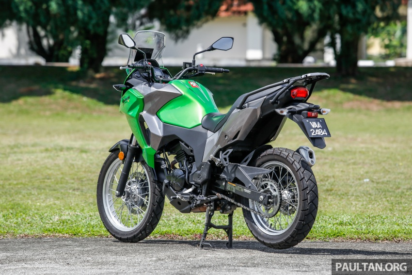 REVIEW: 2017 Kawasaki Versys-X 250 – big fun sometimes comes in small packages Image #699558