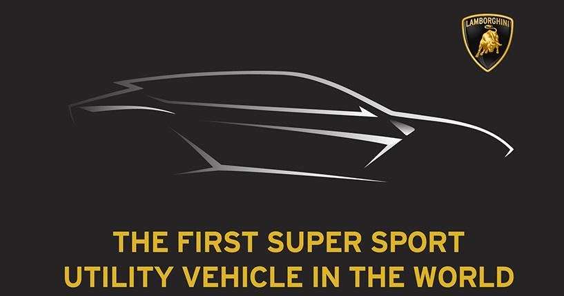 Lamborghini Urus to make world debut on December 4 Image #692390