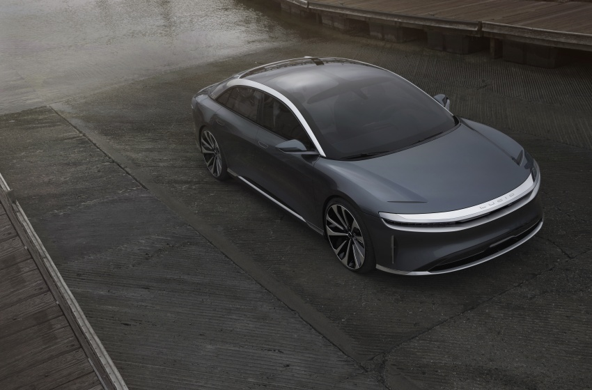 Lucid Air electric sedan will get all-wheel drive option, Launch Edition – deliveries to kick off in 2019 Image #702017