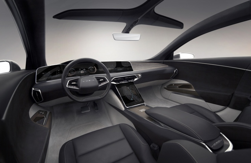 Lucid Air electric sedan will get all-wheel drive option, Launch Edition – deliveries to kick off in 2019 Image #702021