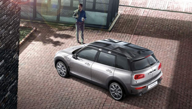 Mini Clubman Sterling Edition Revealed For Malaysia Limited To
