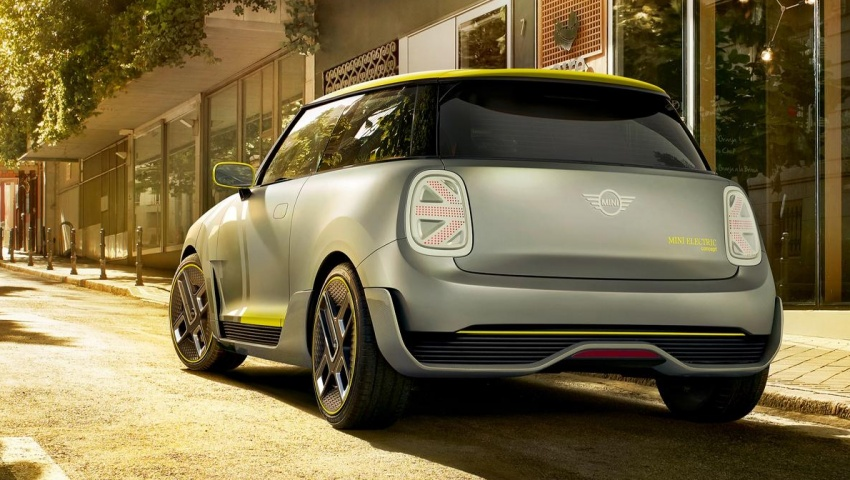 MINI Electric Concept for Frankfurt – production 2019 Image #704904