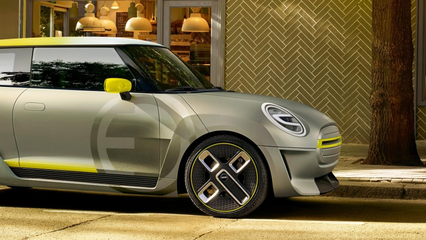 MINI Electric Concept for Frankfurt – production 2019 Image #704908