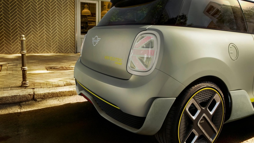 MINI Electric Concept for Frankfurt – production 2019 Image #704910