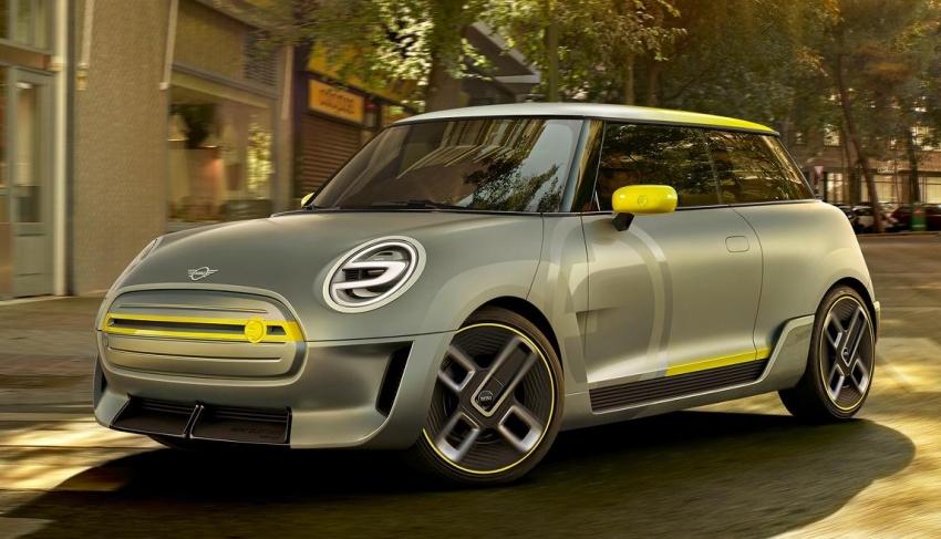 MINI Electric Concept for Frankfurt – production 2019 Image #704912