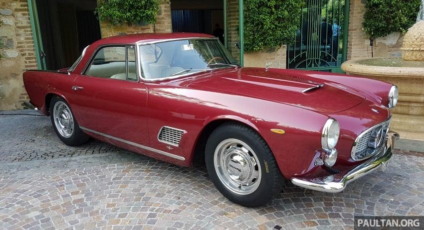 DRIVEN: 2018 Maserati GranTurismo, GranCabrio in northern Italy – form is temporary, class is permanent Image #700892