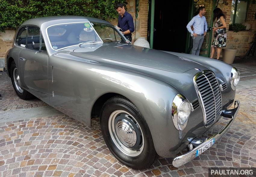DRIVEN: 2018 Maserati GranTurismo, GranCabrio in northern Italy – form is temporary, class is permanent Image #700893
