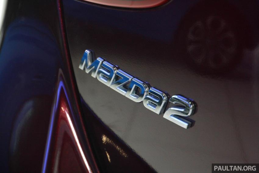 2017 Mazda 2 GVC now in Malaysia – RM88k-RM93k Image #703982