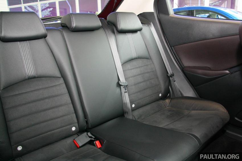 Mazda 2 pasaran Malaysia kini dilengkapi G-Vectoring Control, harga masih kekal RM88k hingga RM93k Image #704136