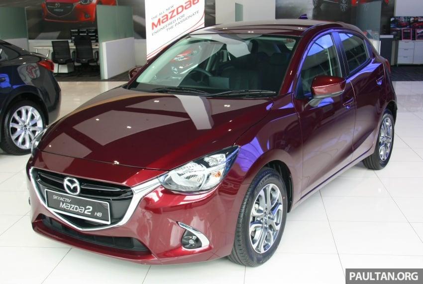 2017 Mazda 2 GVC now in Malaysia – RM88k-RM93k Image #703963