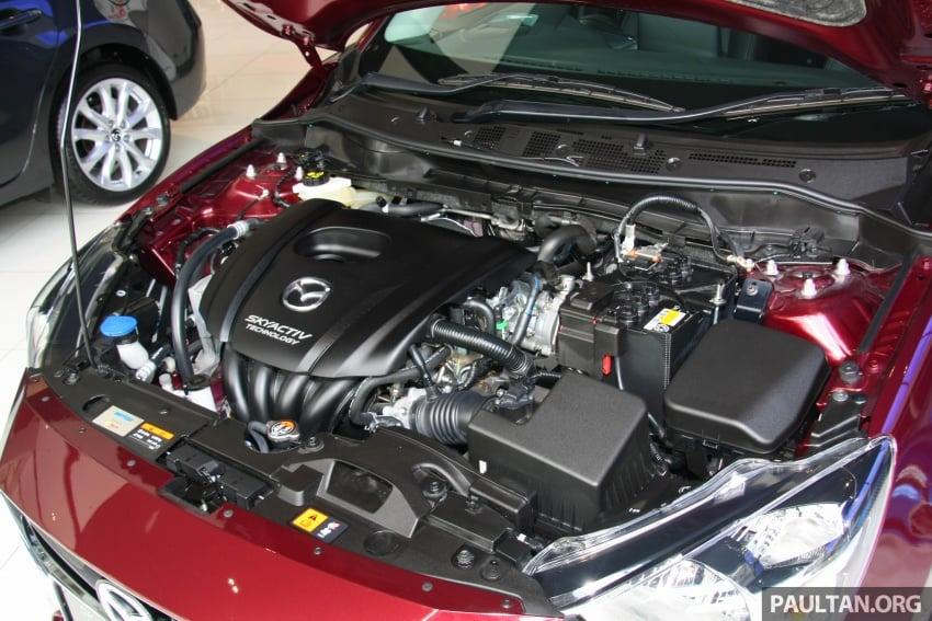 2017 Mazda 2 GVC now in Malaysia – RM88k-RM93k Image #703998